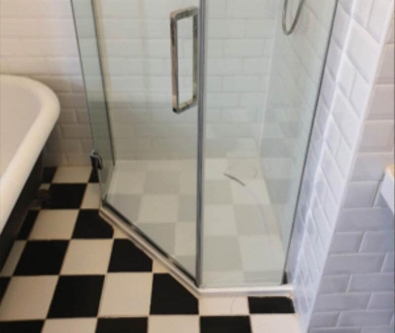 Bathroom partial refit